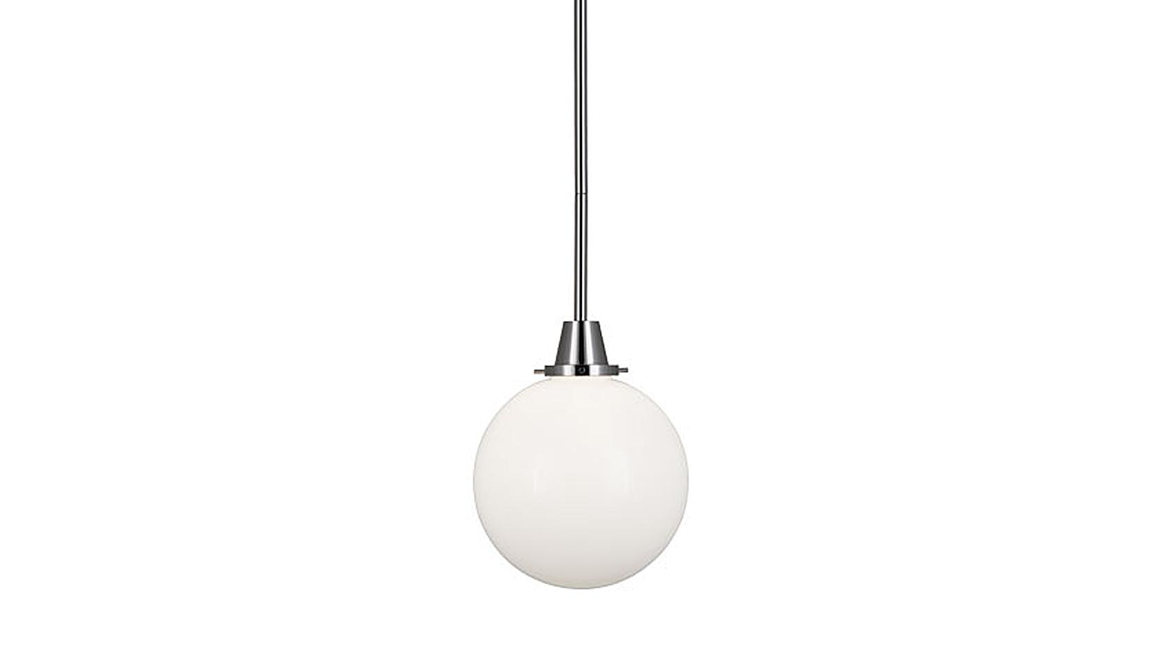 Edison Single Globe Pendant