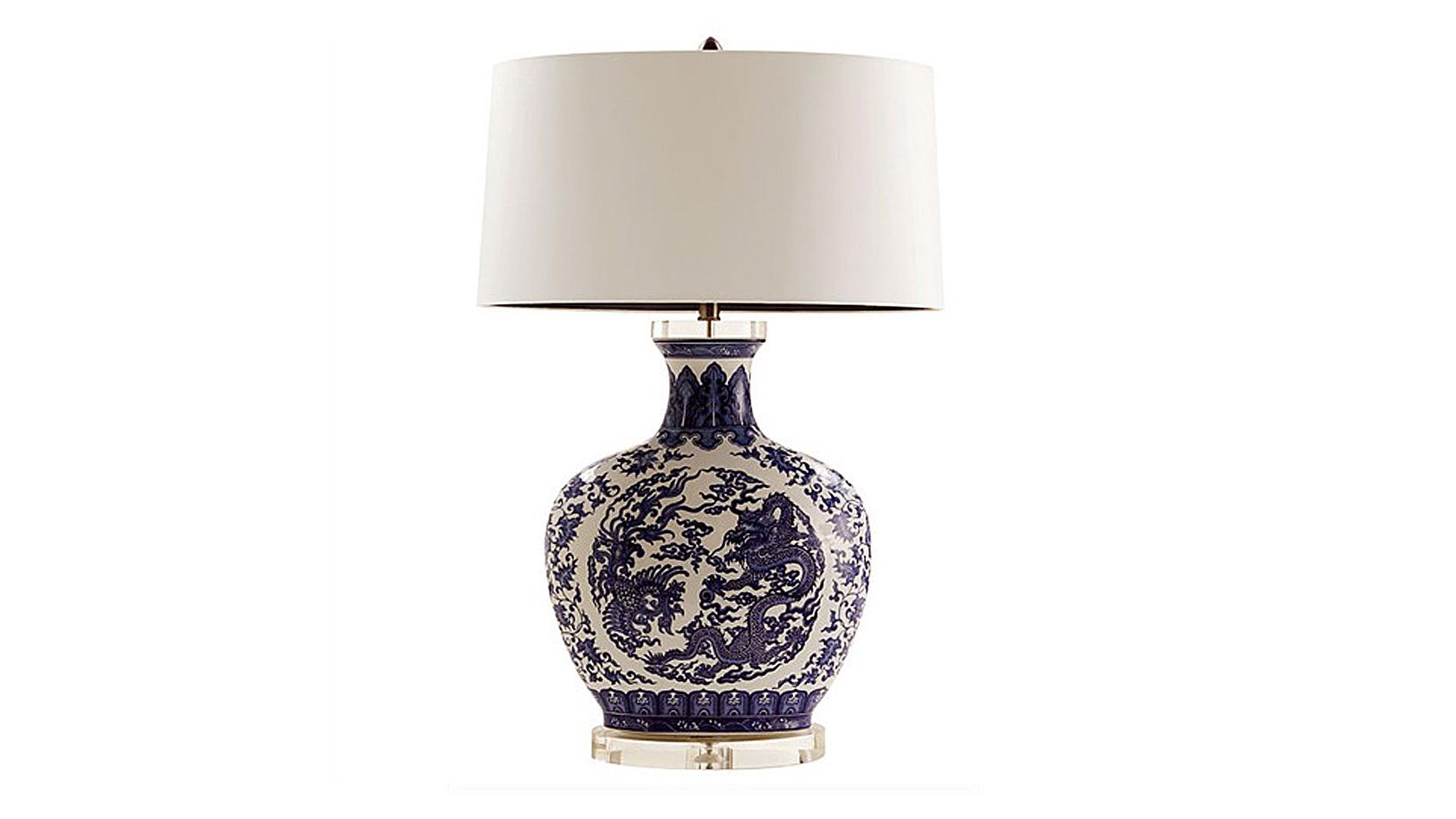 Ren Dragon Lamp