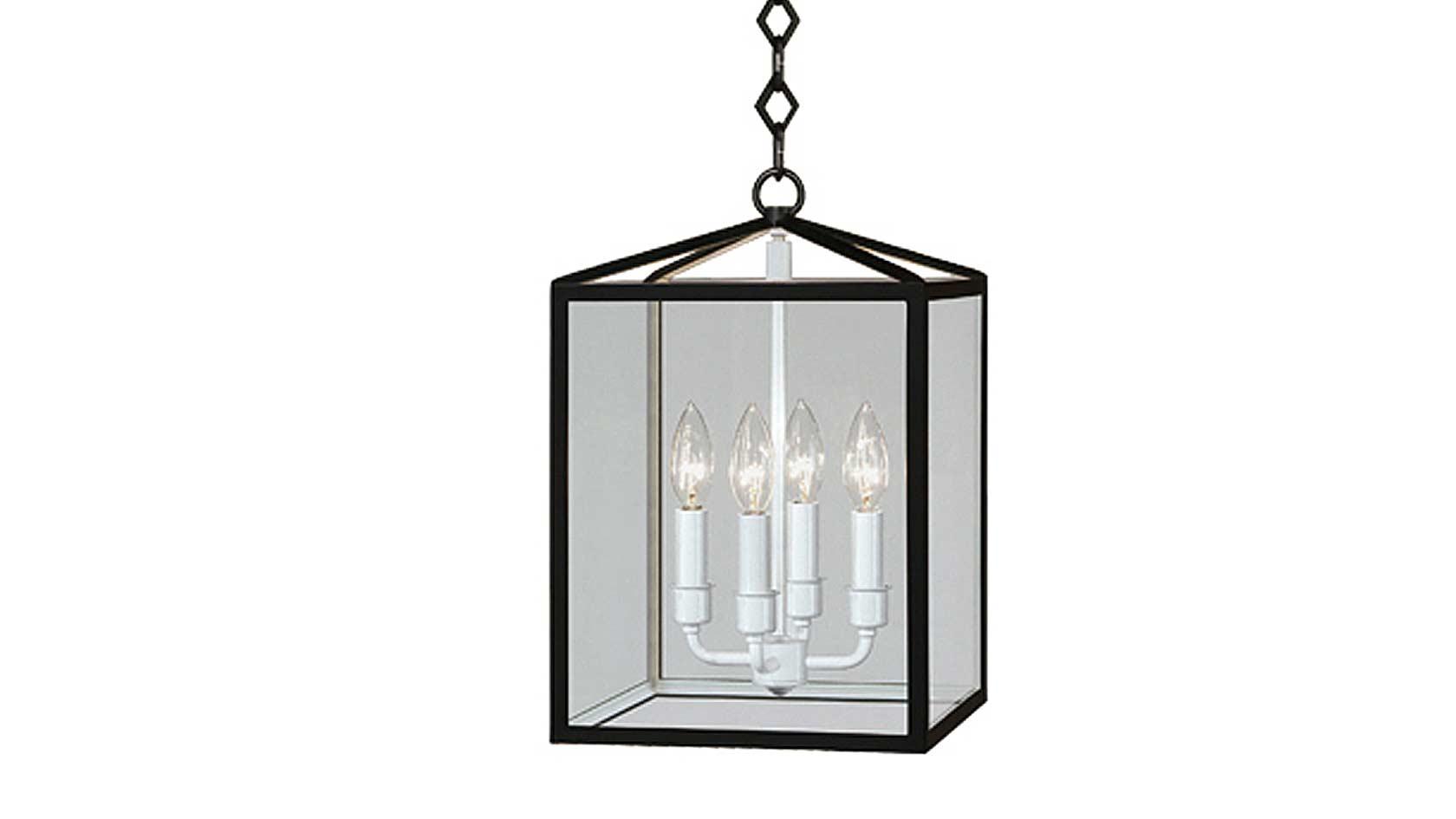 De Villiers Rectangular Lantern