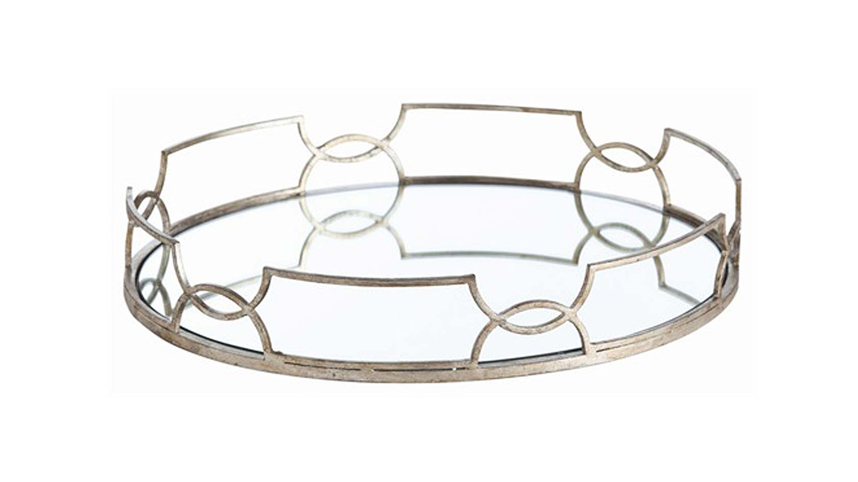gatsby oval iron