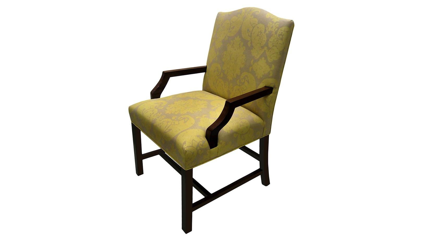 marlborough dining arm chair