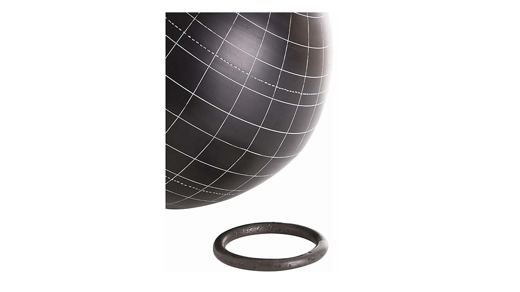 Copernicus Ebony Table Globe