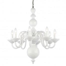 Plush Home_tulip-8-arm-chandelier_Opal