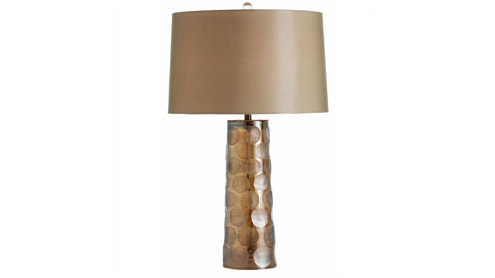 Smoke Luster Lamp