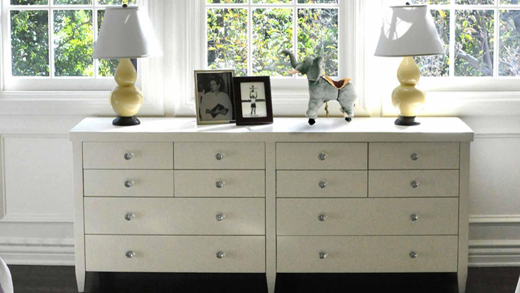 Plush Home Dressers