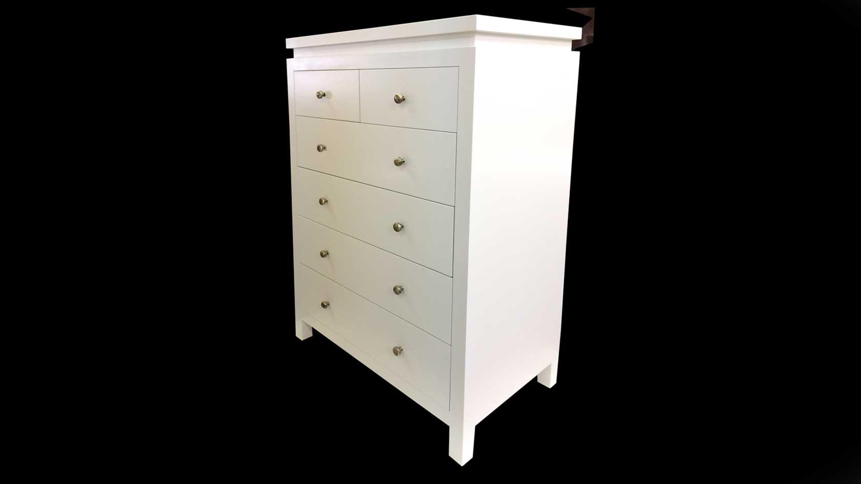 Ming Tall Dresser