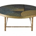 PH-J Buckingham Tile-Top-Table