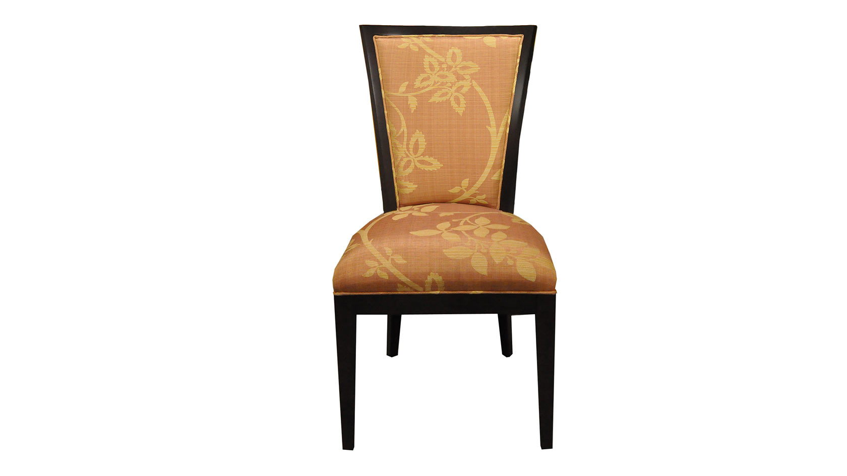 carlisle double x back dining side chair
