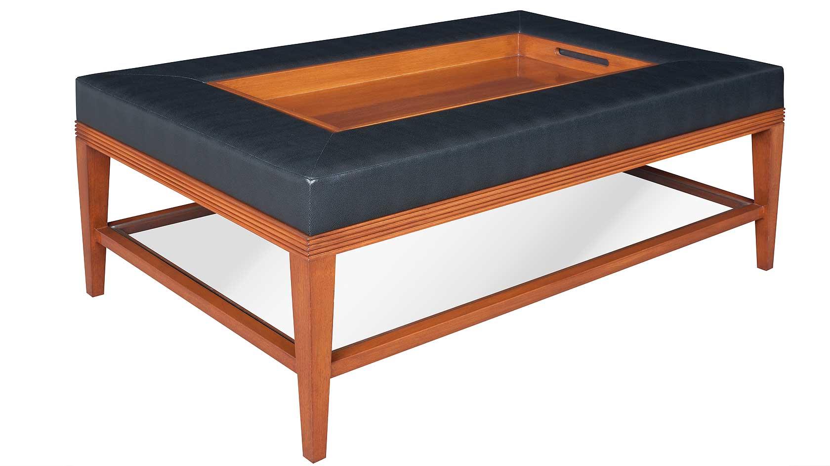 carlisle coffee table ottoman