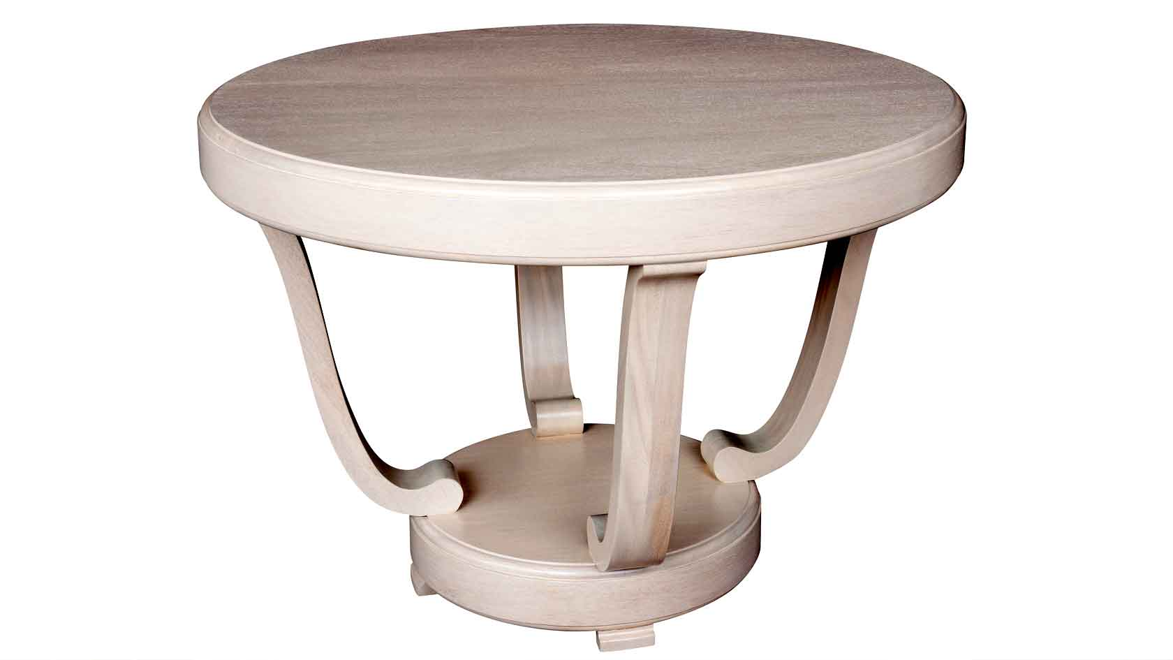 fiore center table w. four legs