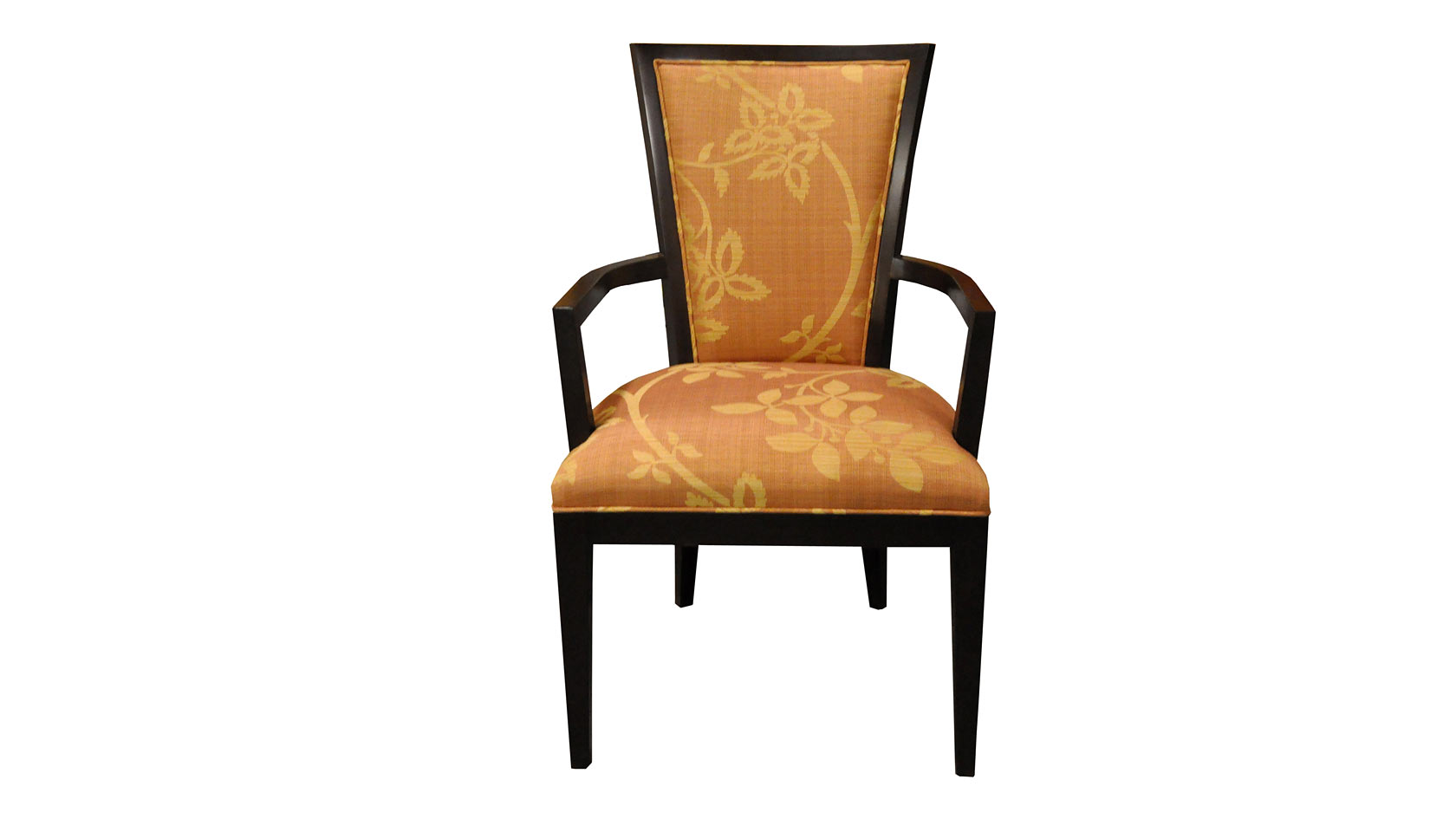 carlisle double x back dining arm chair