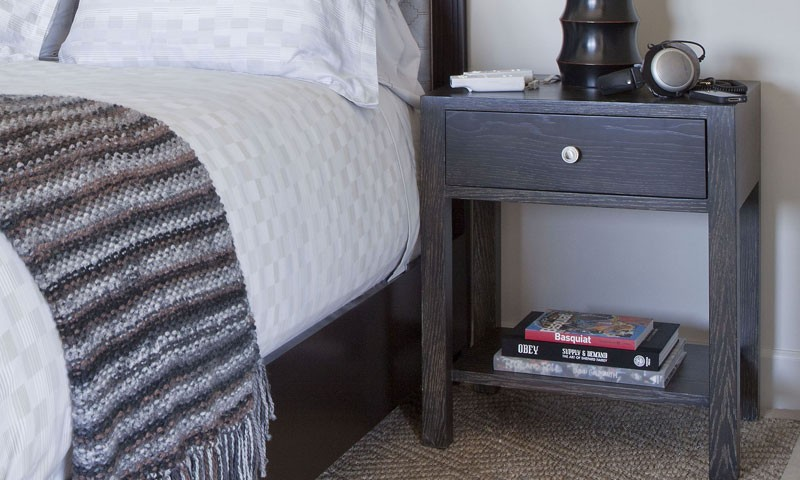 marlborough rectangular bedside table