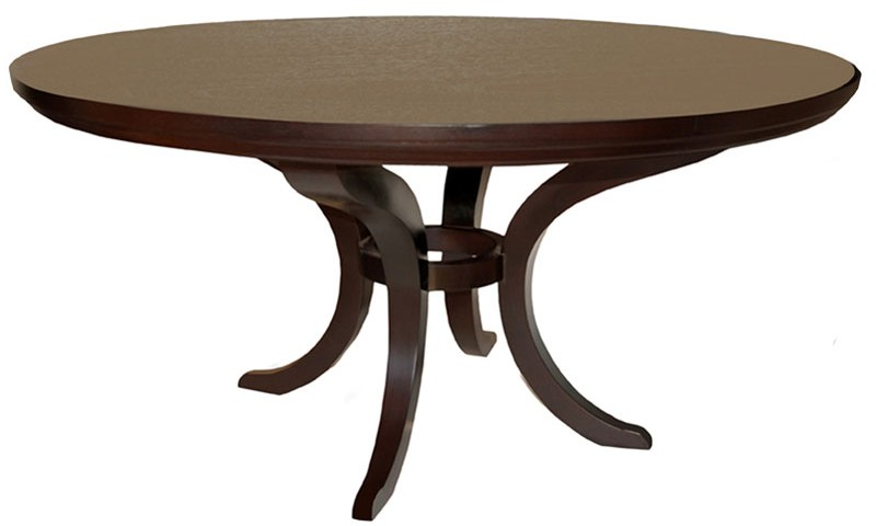 oxford single pedestal dining table