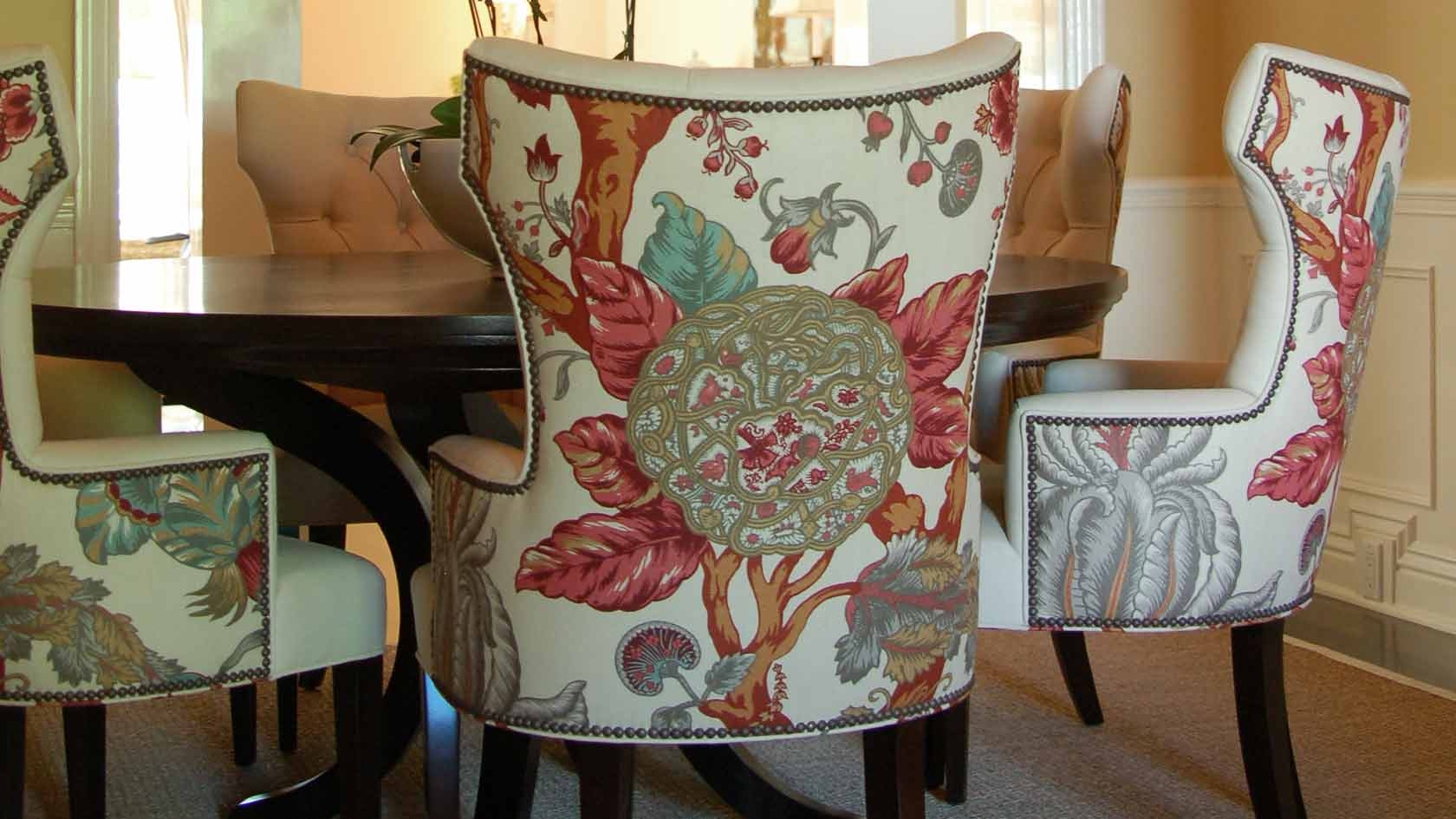 Plush Home St Denis Dining Chair