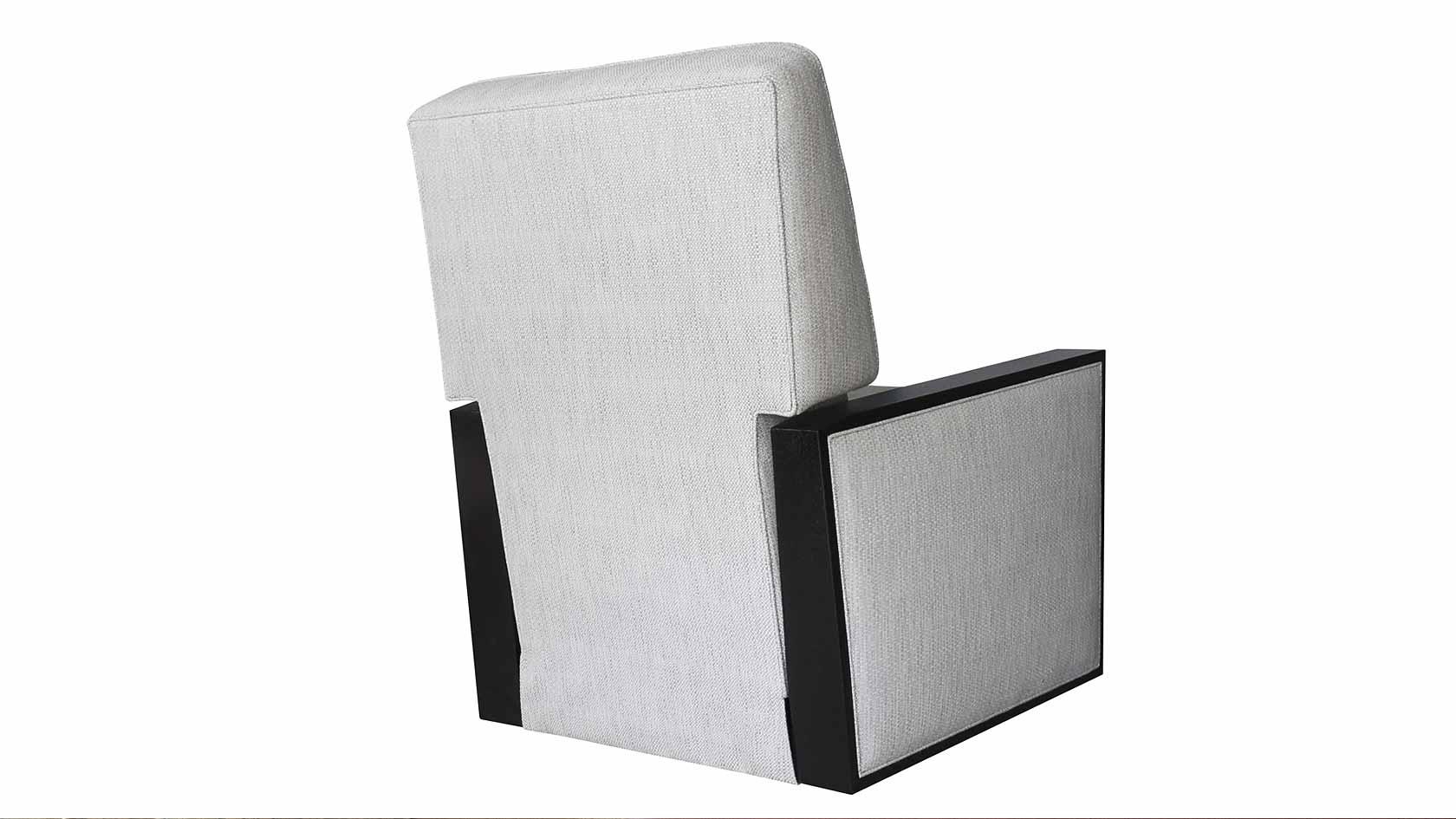 concorde swivel reclining chair