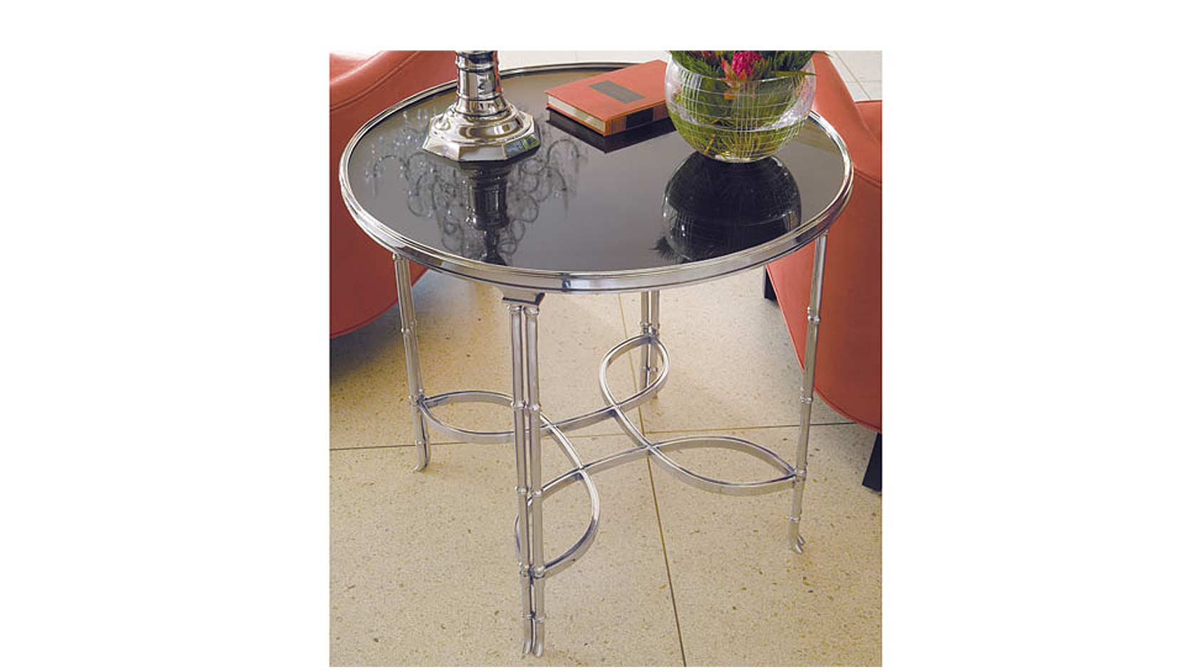 Anna May Leg Table