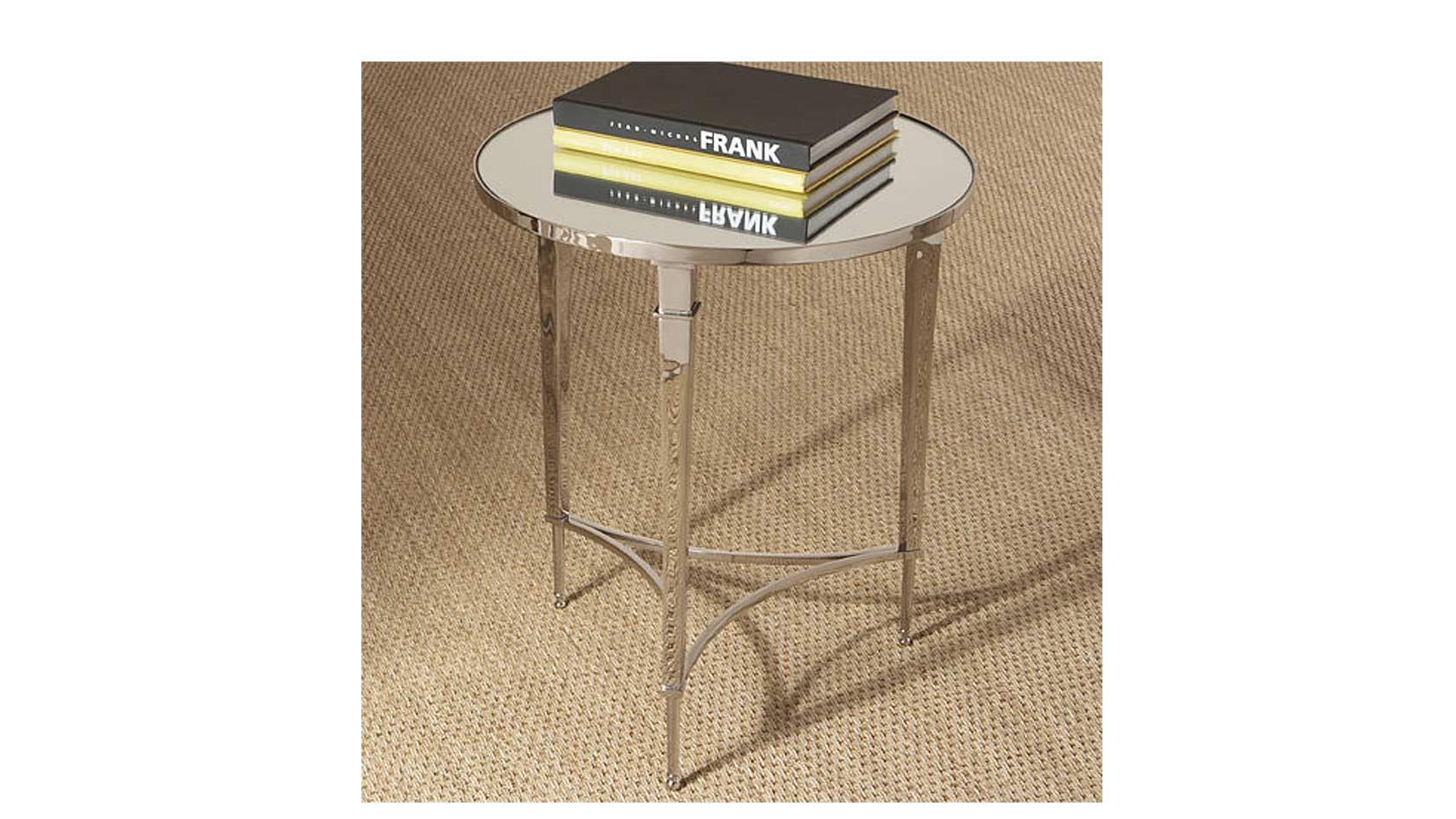 Anouk Round End Table