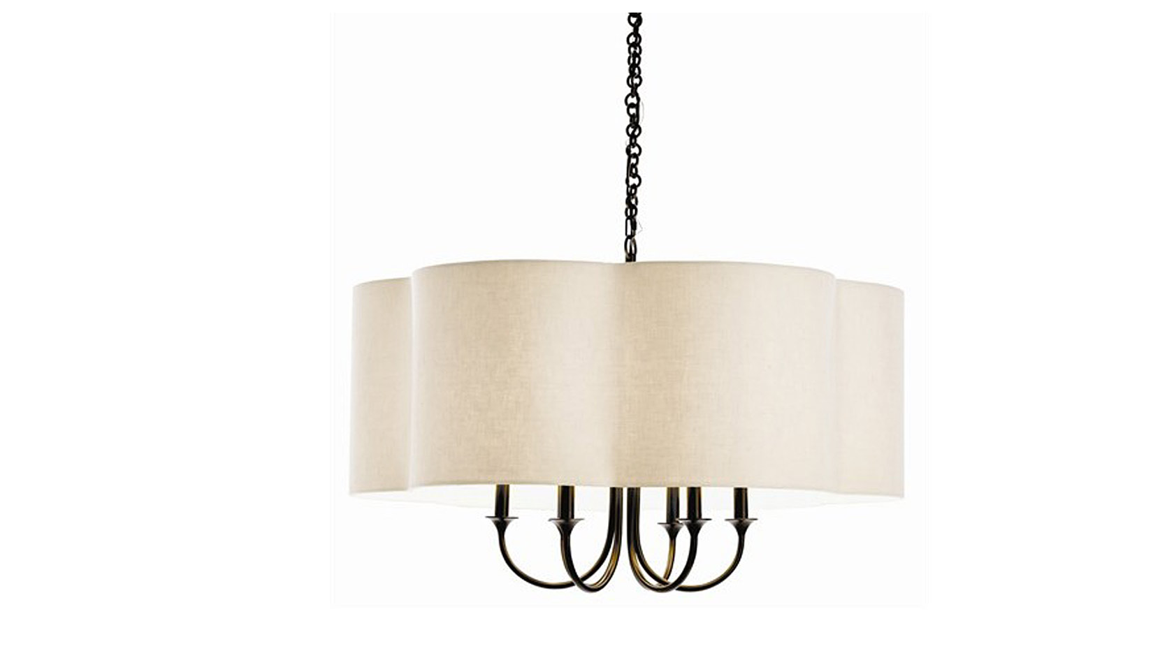 Fairbanks Bronze Chandelier