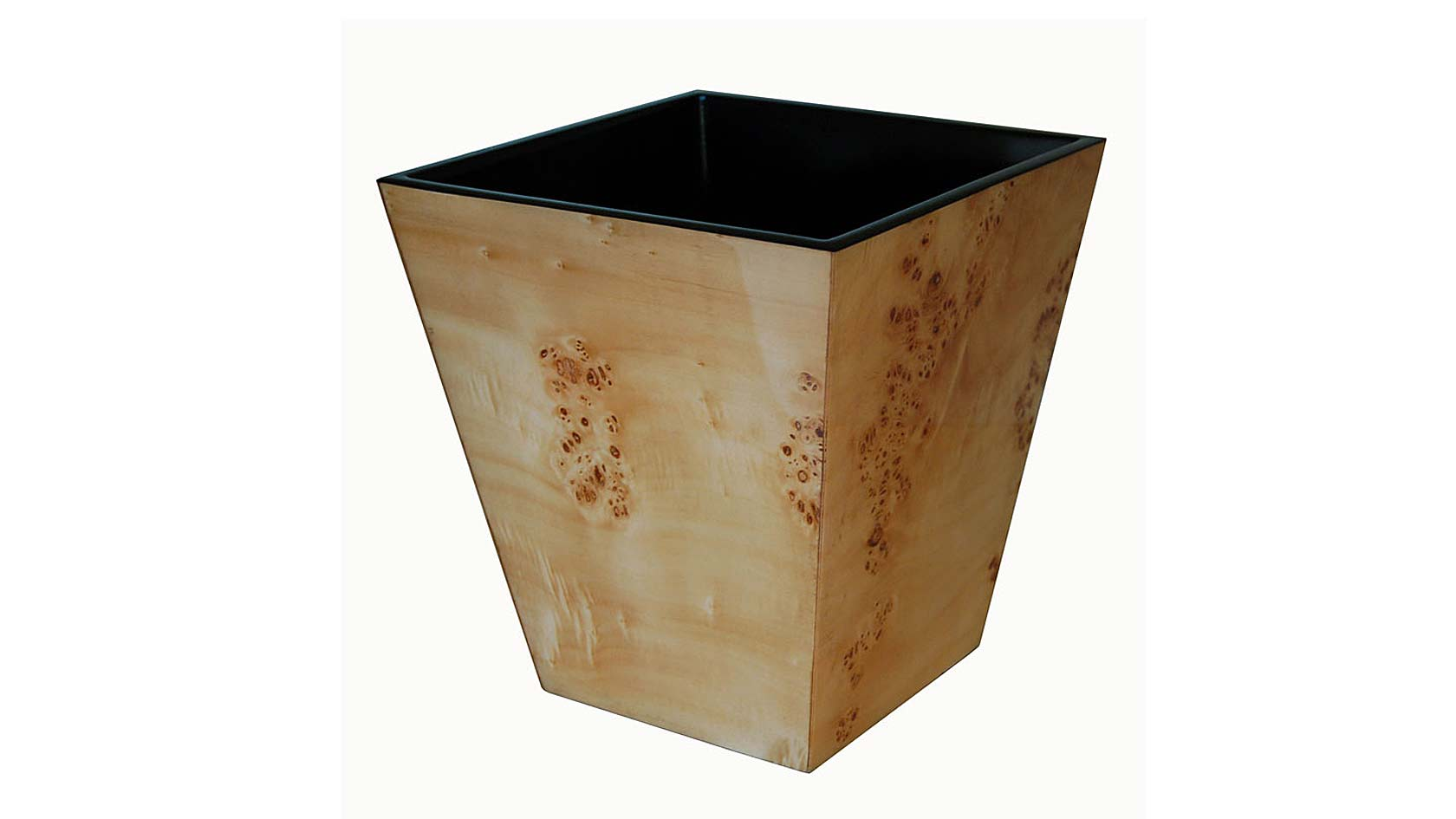 Exotic Veneer Waste Cans