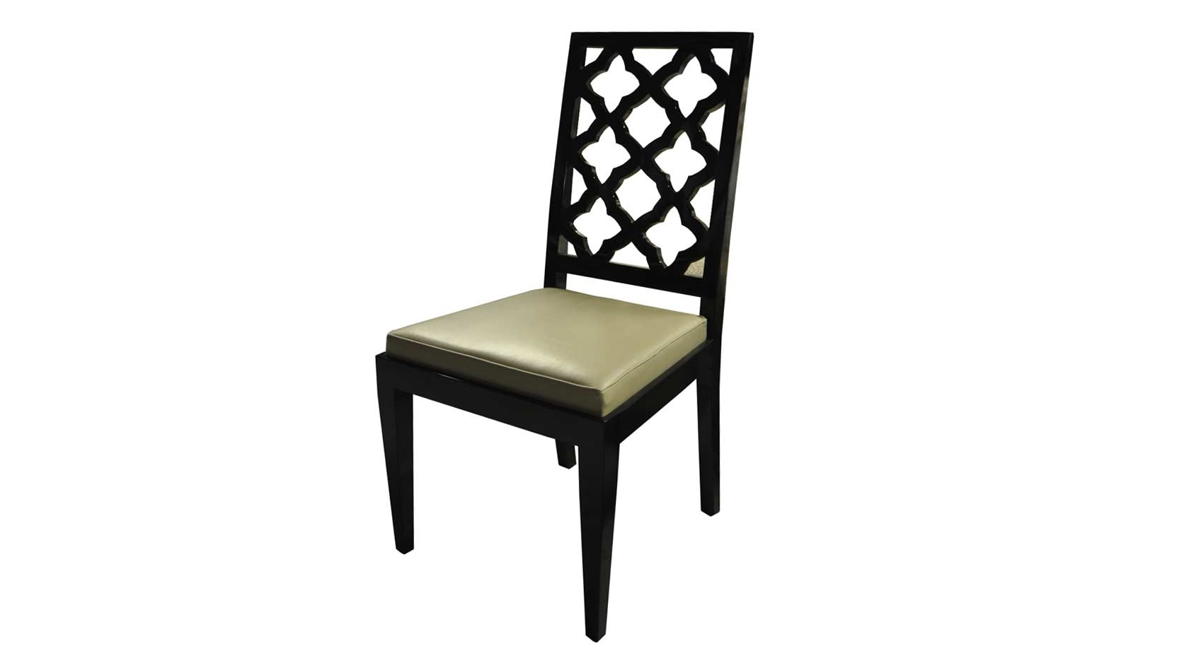 sofia lacquered chair