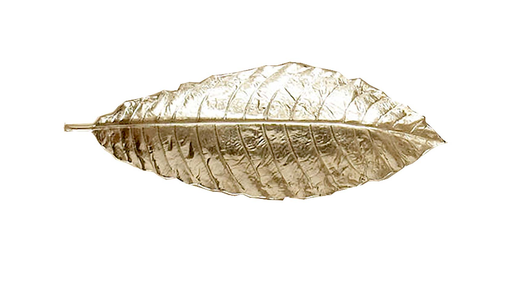Indian Banyan Leaf Sculpture/Tray