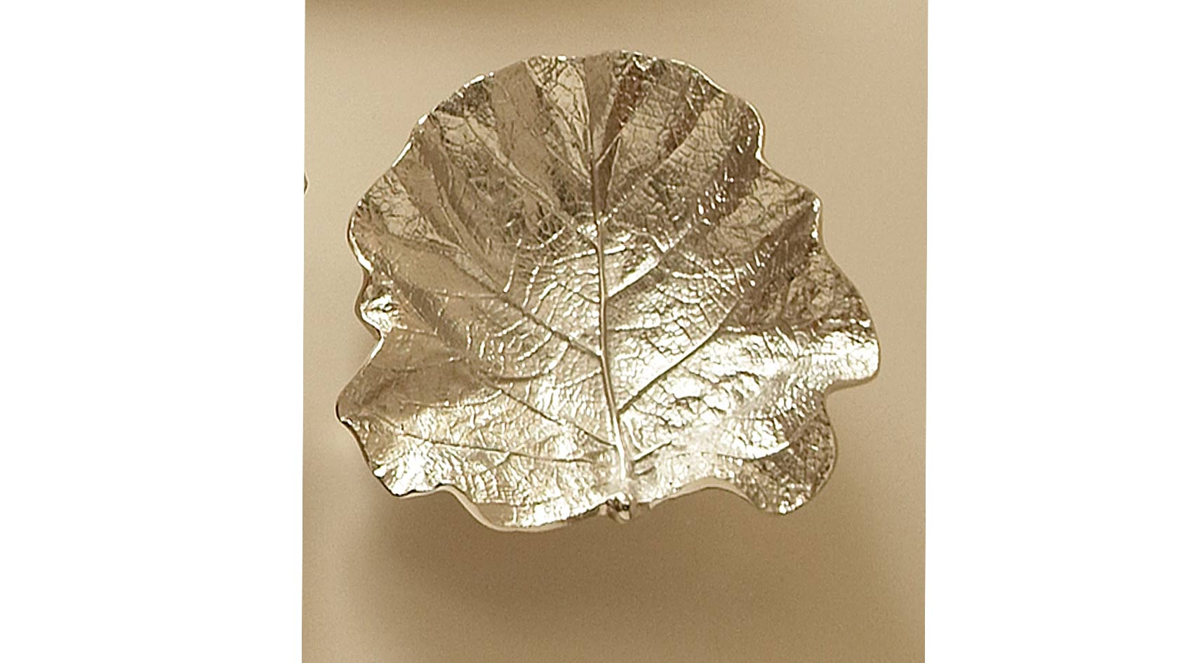 Coccoloba Leaf Tray/Sculpture