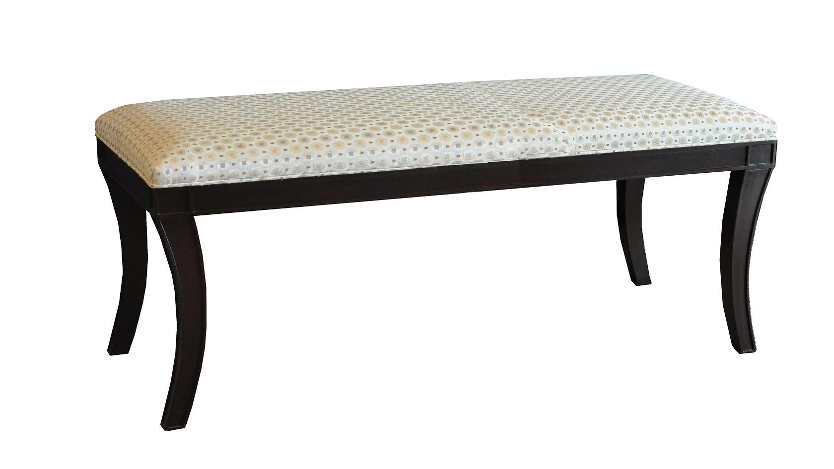 saber leg bench