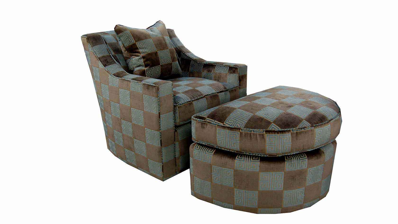 Swivel Lounge Chairs