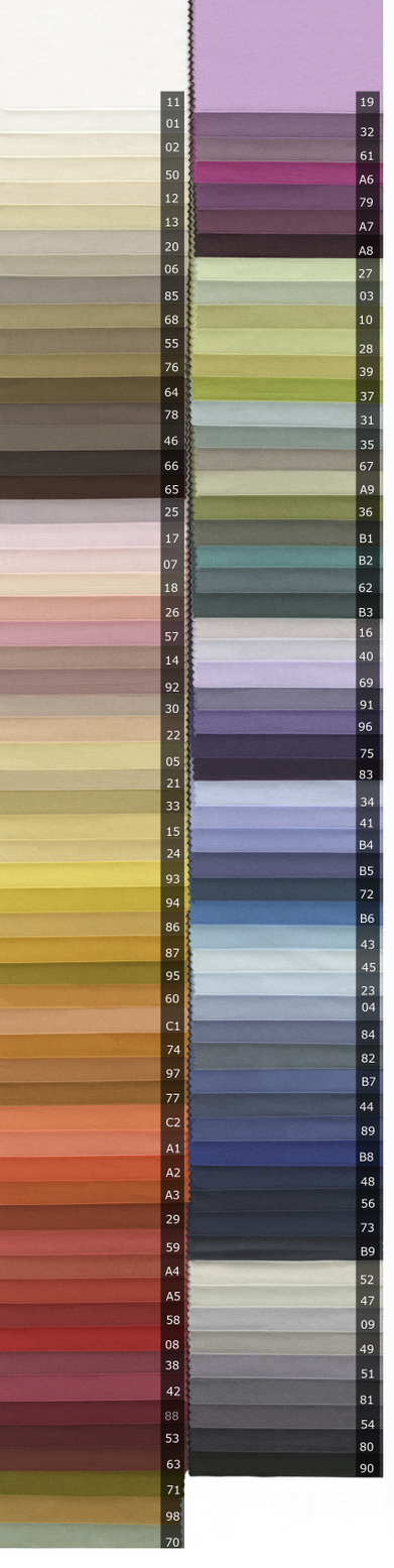 Barbacci Sheeting Colorways
