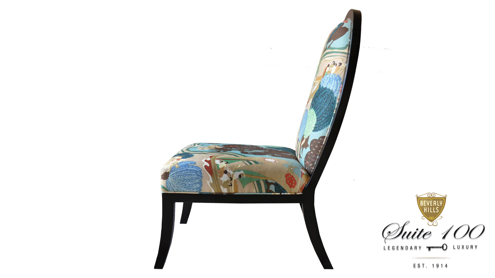 Lucca Slipper Chair, Suite 100 Ed.