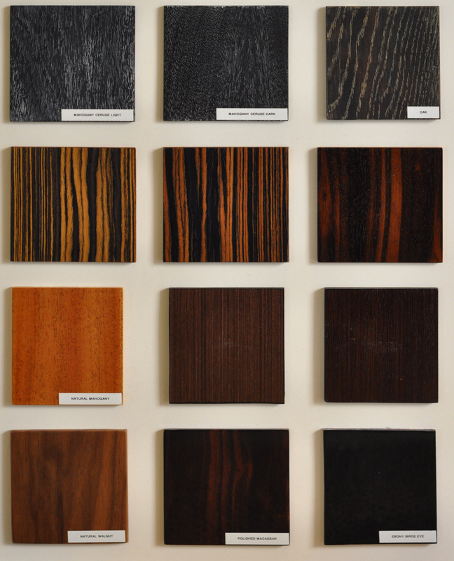 Exotic Wood Veneers A wide range of exotic veneer