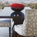 Plush Home Dining Chairs