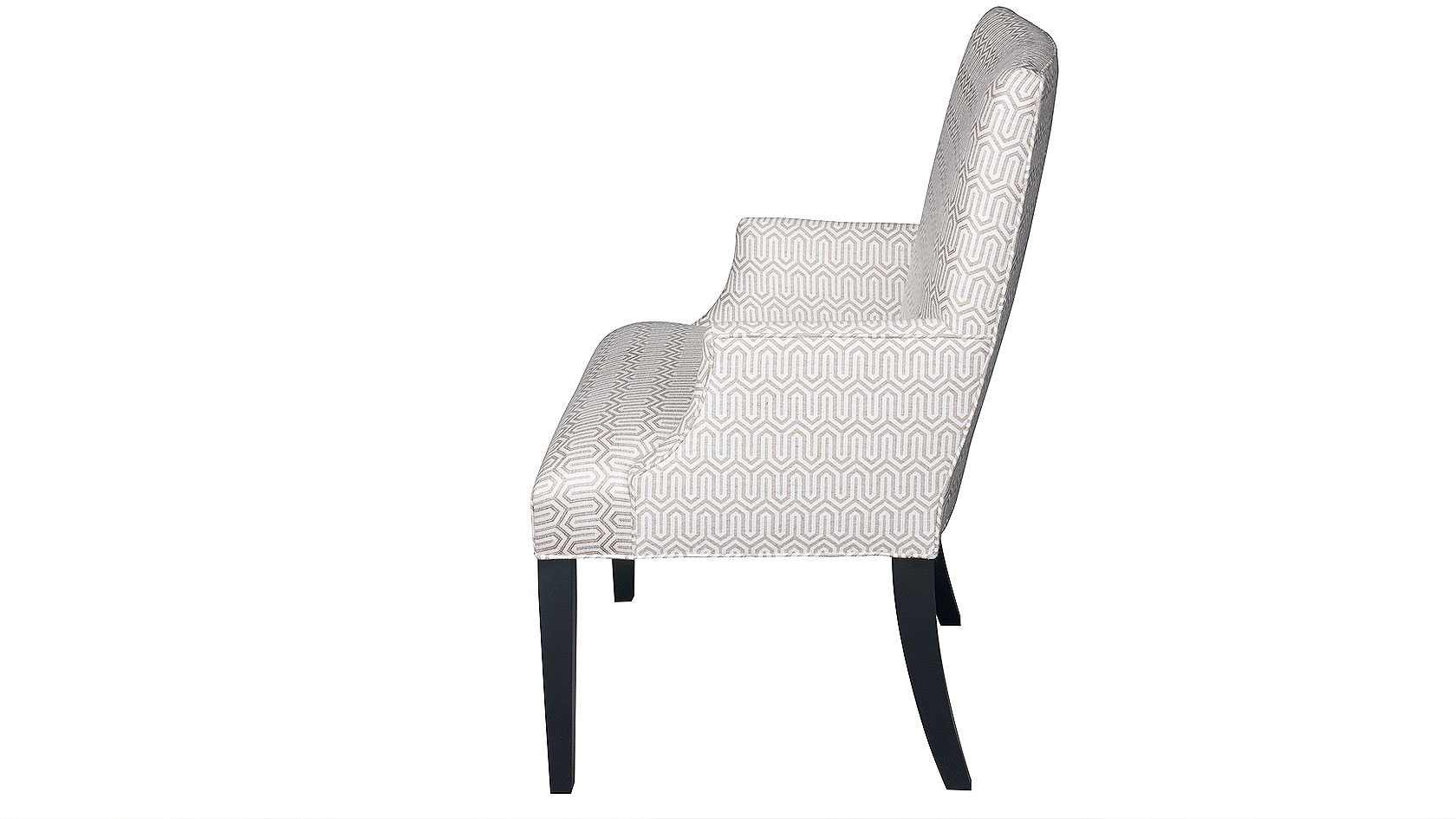 Gatsby Square Back Dining/Occasional Chair