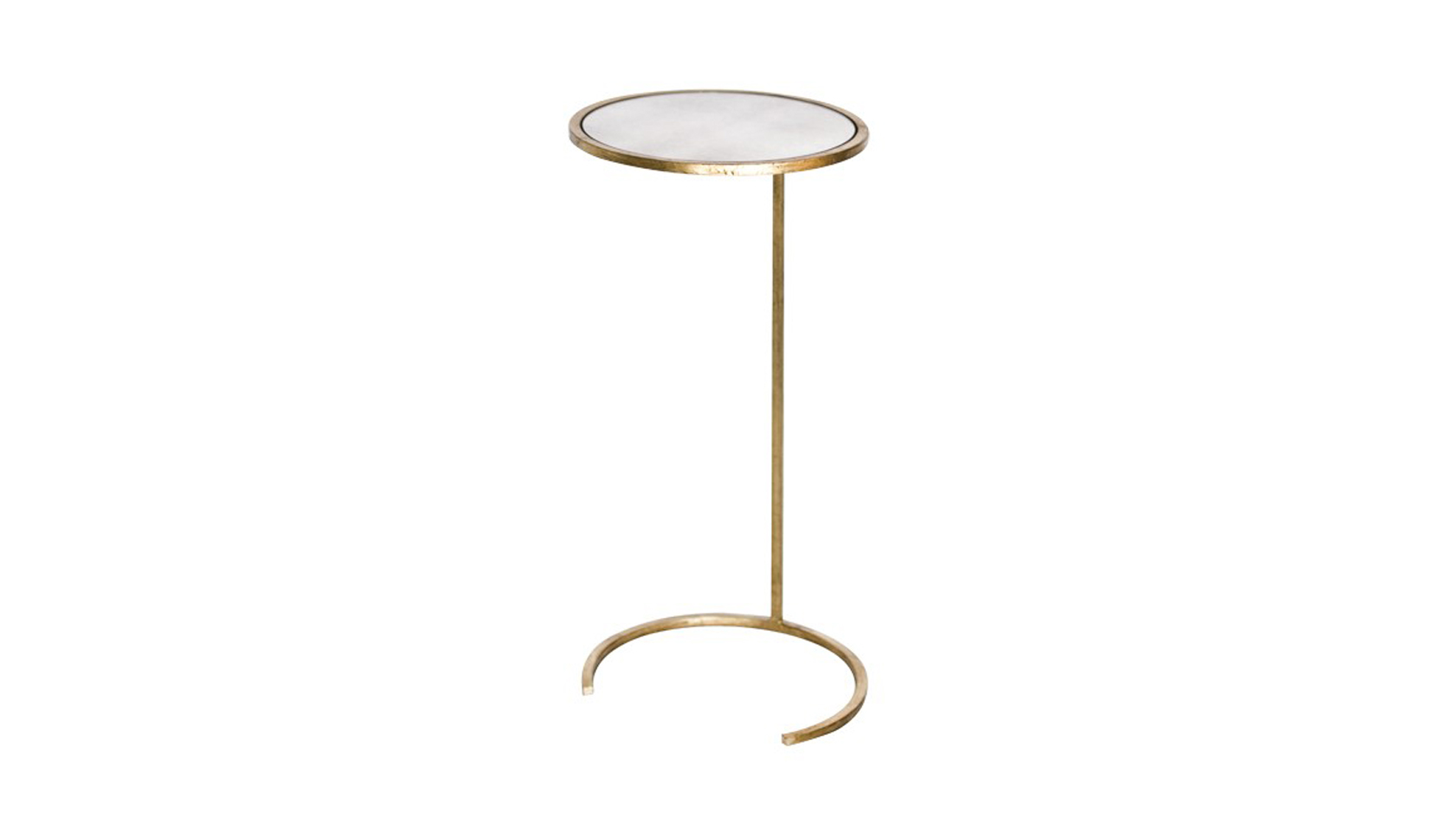 Circle on Stand Cigar Table