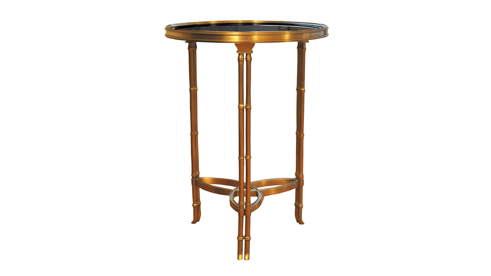Mayfair Cast Metal End Table