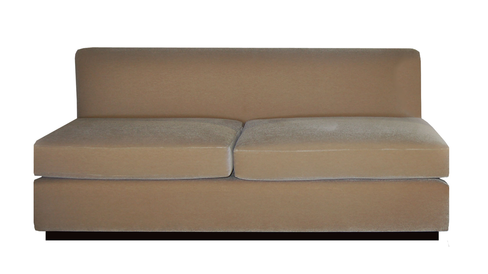 Geneva Armless Sofa