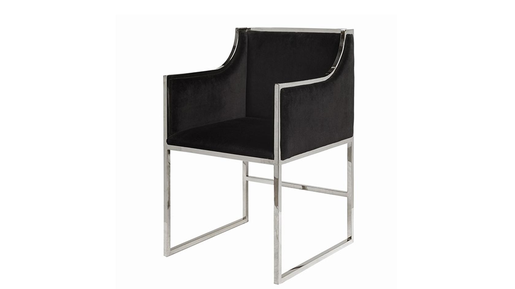 Plateau Metal Chair