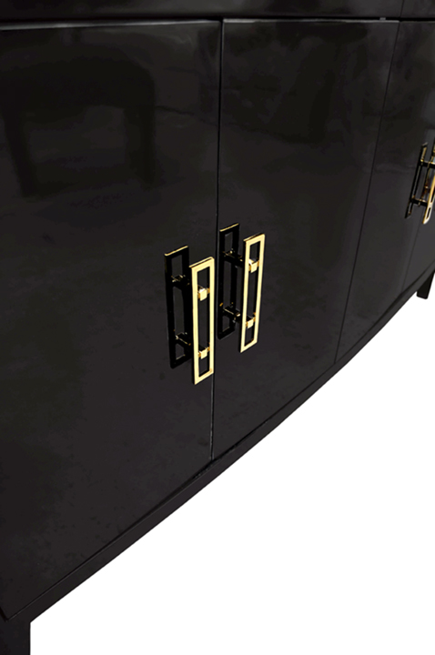 Ren Bowfront Cabinet
