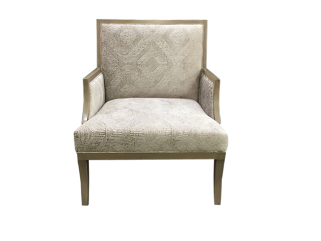 Lucca Slipper Chair w. Arms