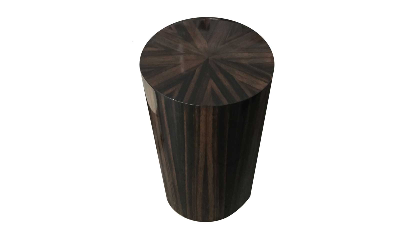 Exotic Drum Drink Stand